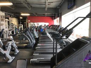 Gym cardio Mirabel