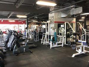 Contact, salle de gym Mirabel