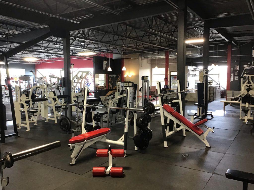 Gym salle de musculation Mirabel