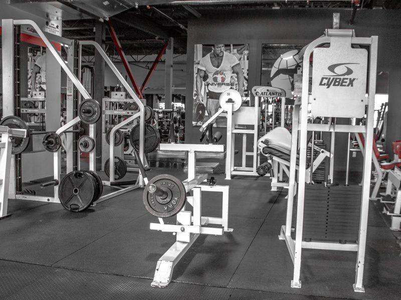 Intérieur gym